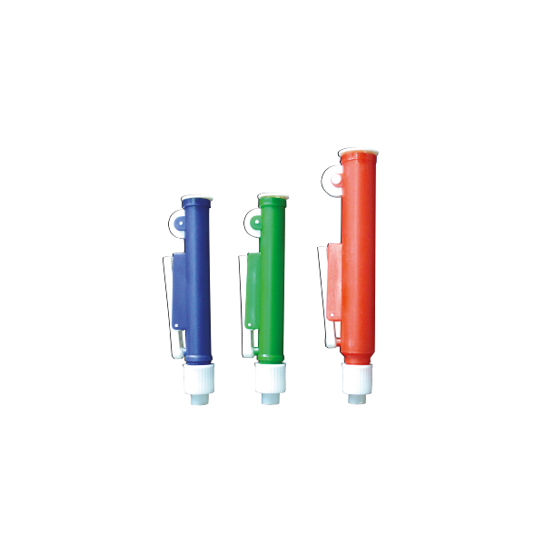 ASPIRADOR MANUAL PARA PIPETAS 25 ML.